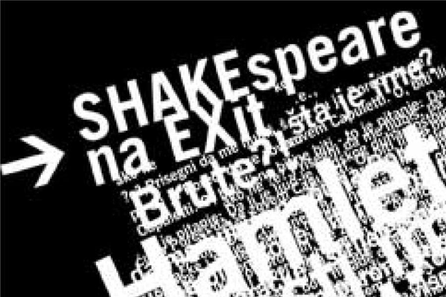 "Kazališna predstava ""Shakespeare na Exit"""