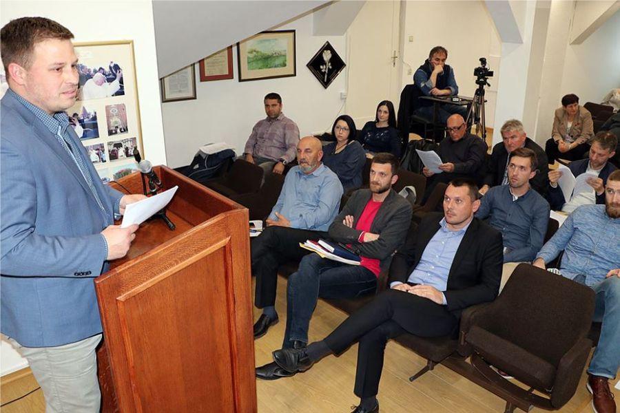 Održana 13. sjednica Gradskog vijeća Grada Đakova