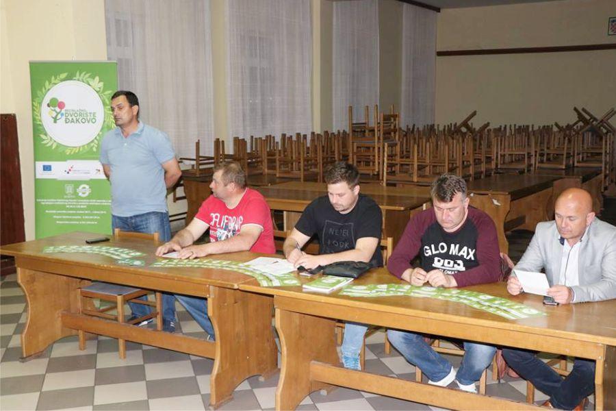 Održan zbor građana u Širokom Polju