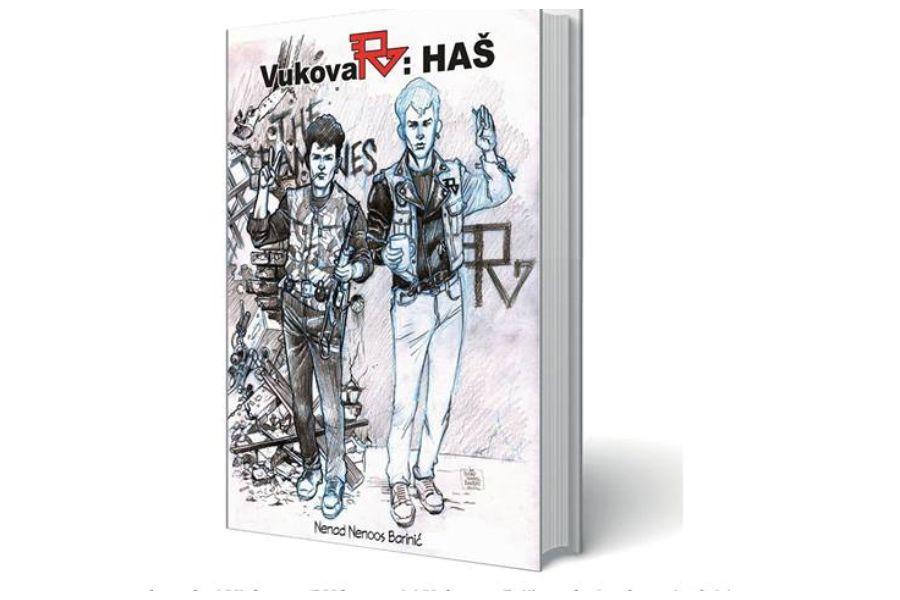 "Promocija strip albuma ""Vukovar: HAŠ"""