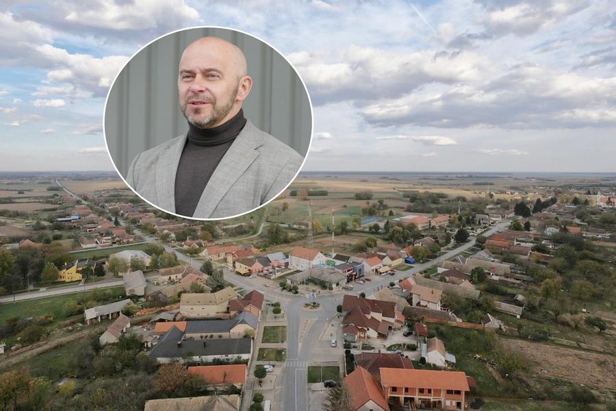 Direktor Fonda za zaštitu okoliša i energetsku učinkovitost Dubravko Ponoš posjetio Semeljce