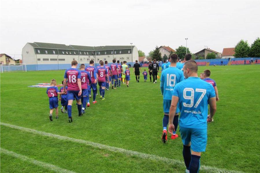 HNK Đakovo Croatia – HNK Cibalia 1:1