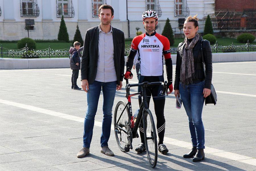 Grad Đakovo – dio biciklističkog raja poznatog biciklista Marija Zubčića