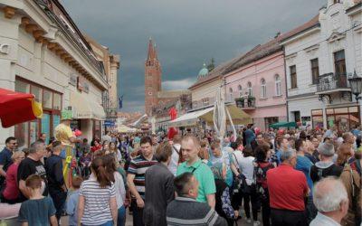 """Humanitarna akcija """"Dobro je činiti dobro"""" 18. svibnja na Strossmayerovu trgu"""