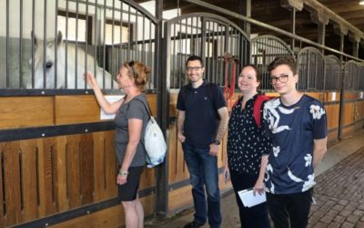 Njemački novinari i turistički agenti posjetili katedralu i Ergelu