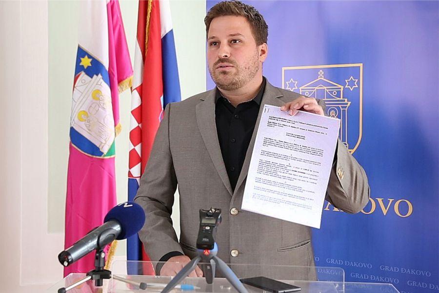 Gradonačelnik Mandarić o suvlasničkim odnosima između Grada i Radio Đakova