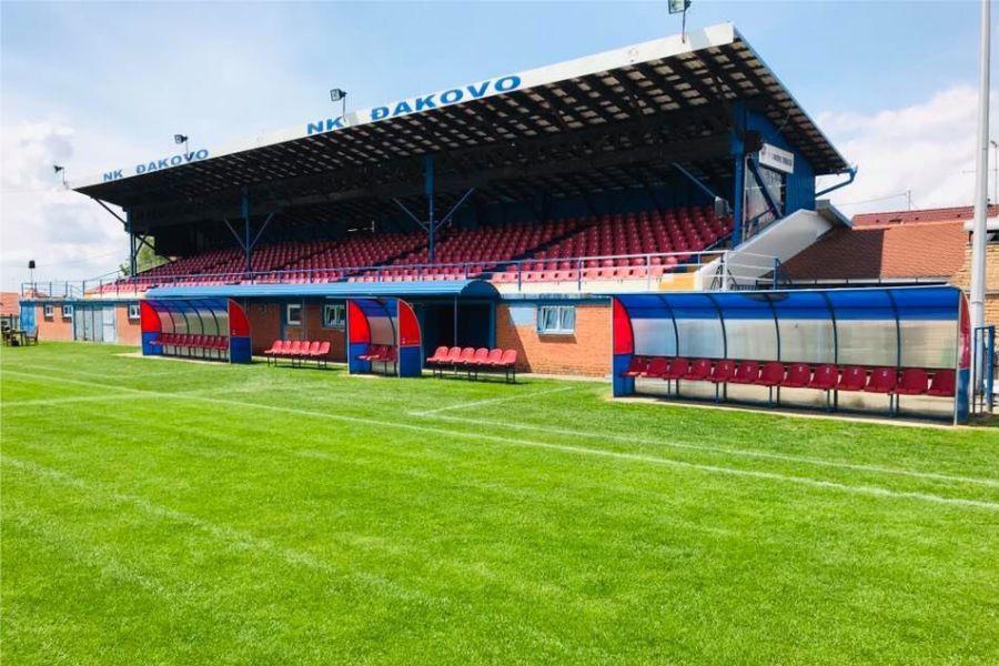 Prijateljska utakmica Hnk Đakovo Croatia – Gnk Dinamo Zagreb