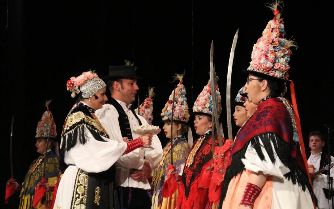 """Godišnjim koncertom """"Djetelina s četiri lista"""" Tena zaslužila CIOFF-ov certifikat izvrsnosti"""