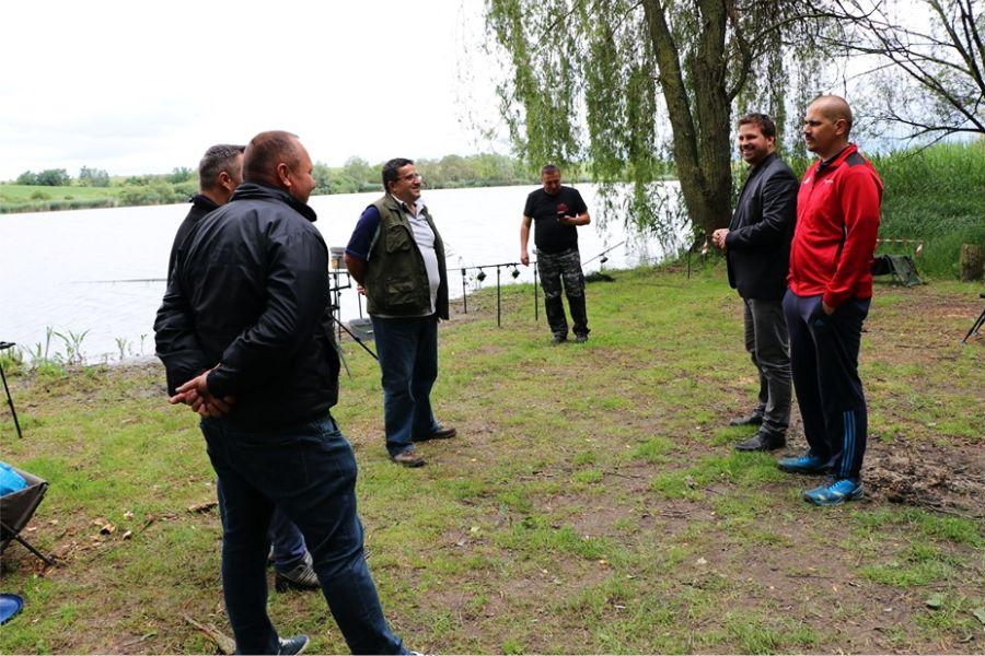 Na jezeru Jošava održava se 20. međunarodni Croatian Carp Cup Jošava 2019.