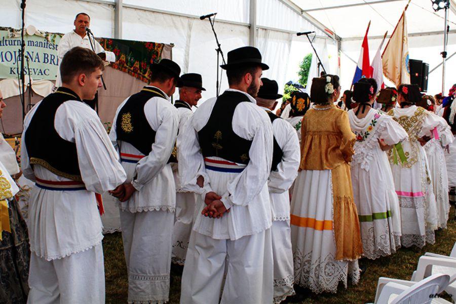 """12. manifestacija """"Selo moje na brdašcu"""""""