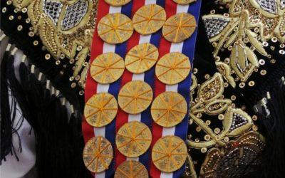 POZIV – Izbor za najbolje nošeno narodno ruho Slavonije, Baranje i Srijema – 7. srpnja 2019.