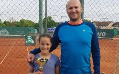 Dori Belvanović đakovački Open, Ivan Bobetić drugi!