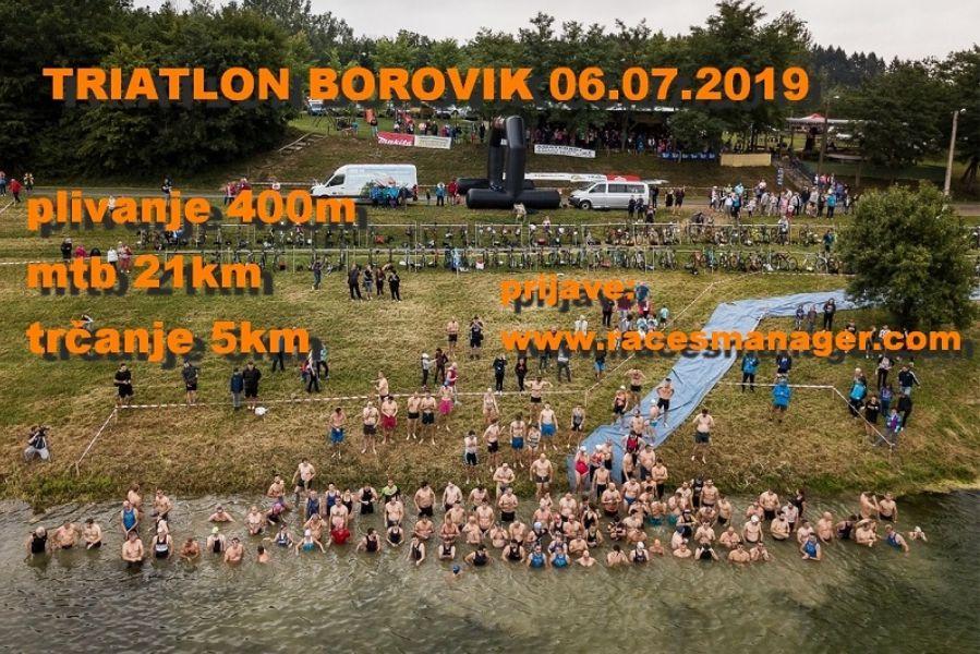 Triatlon Borovik 2019.