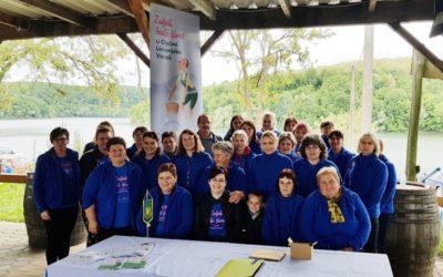 Zaposlenice programa Zaželi s područja Đakovštine okupile se u kampu Borovik i razmijenile iskustva u radu na projektu