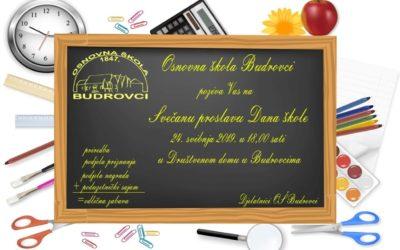 Proslava Dana škole u OŠ Budrovci
