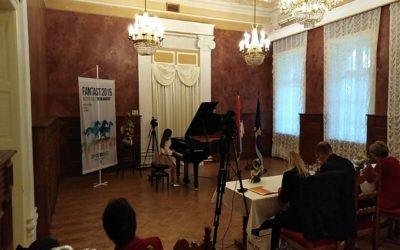 Sjajan uspjeh mlade klaviristice Eve Drenjančević u Bečeju