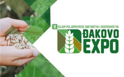 Program – 11. sajam poljoprivrede, obrtništva i gospodarstva Đakovo Expo