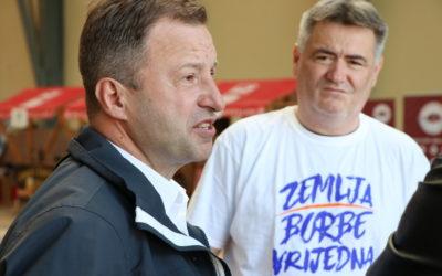 Panenić dao podršku mostovkama u Mjesnom odboru Sjever-Dračice