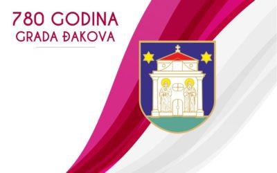 Program obilježavanja Dana Grada Đakova