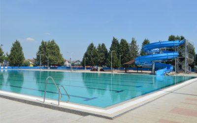Sutra otvorenje Gradskih bazena i besplatno kupanje!