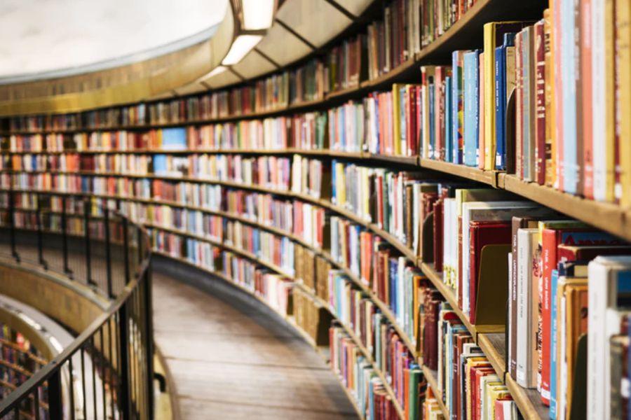 Otvorenje literarne izložbe mladih