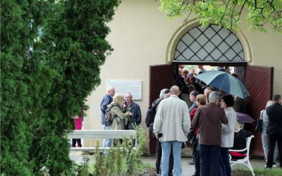 Na Židovskom groblju u Đakovu održana komemoracija žrtvama Holokausta