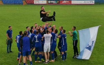 Nogometaši Mladosti osvojili prvo mjesto u Prvoj županijskoj nogometnoj ligi