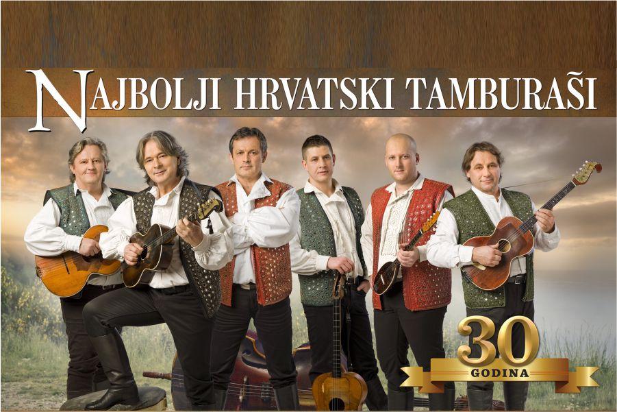 Koncert tamburaške glazbe i Najboljih hrvatskih tamburaša