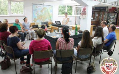 Održana edukacija voditelja folklornih skupina