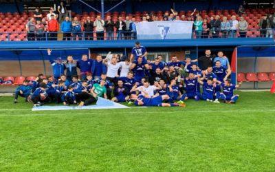 Proslava naslova prvaka u Satnici Đakovačkoj