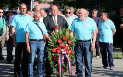 Obljetnica Udruge veterana 122. brigade Hrvatske vojske Đakovo