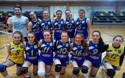 Đakovačke odbojkašice osvojile turnir u Našicama