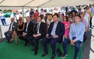 Na završnoj konferenciji projekta Reciklažnog dvorišta Đakovo sudjelovao i ministar Ćorić