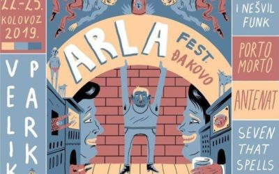 9. ARLA festival u Đakovu
