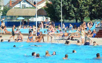 Besplatno kupanje na Gradskim bazenima do 19. rujna!