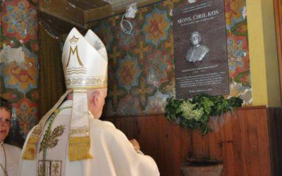 Nadbiskupijsko hodočašće u Mariju Bistricu i Ivanec u godini 100. obljetnice rođenja biskupa Ćirila Kosa