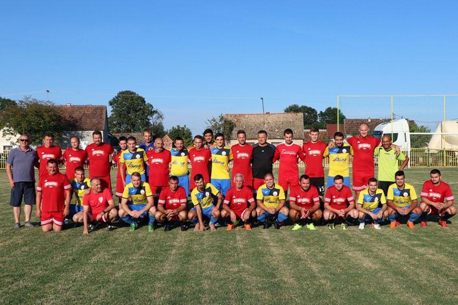 Odigrana humanitarna nogometna utakmica