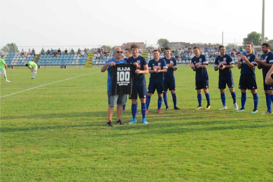 Rezultati MNL Osijek – Vinkovci – 1. kolo