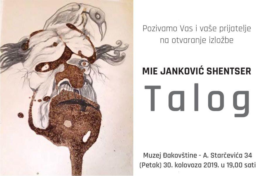 """Otvorenje izložbe """"Talog"""""""
