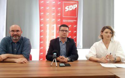 SDP-ov otklon od HDZ-a? Bježančević: Gradska vlast konačno mora početi rješavati probleme Đakova