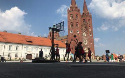 Turnir ulične košarke održava se i ovog ljeta