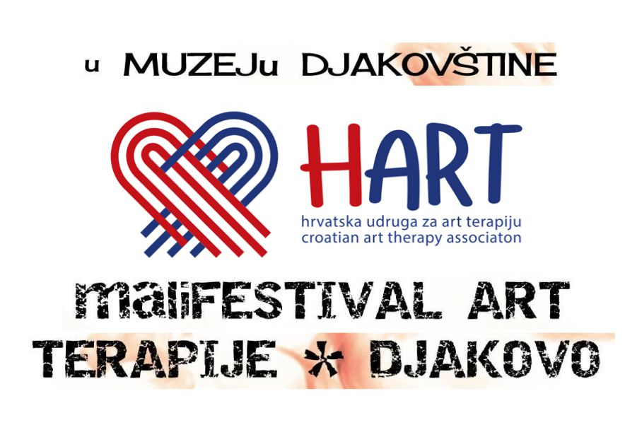 Mali festival art terapije u Muzeju Đakovštine