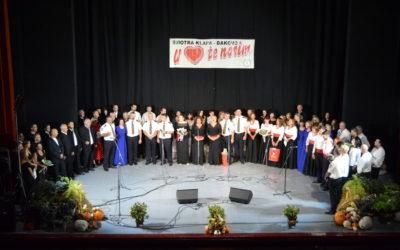 """Certisse ugostile deset klapa na međunarodnoj smotri klapske pjesme """"U srcu te nosim"""""""