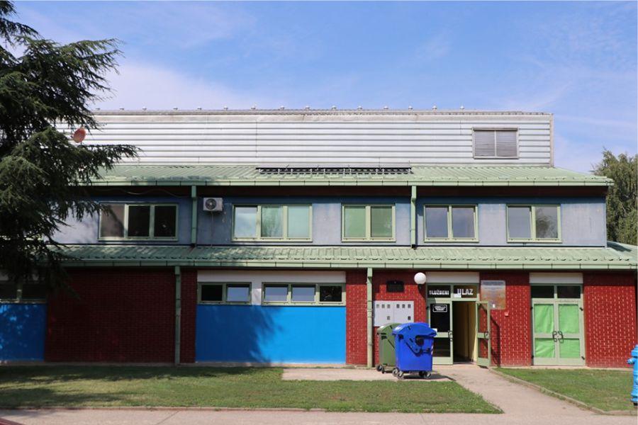 Korisnicima Gradske nastavno-športske dvorane osiguran pristup toploj vodi tijekom cijele godine