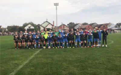 Humanitarna nogometna utakmica u Đakovačkoj Satnici