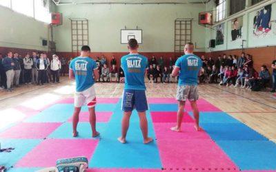 """KBK """"Blitz"""" organizira Školu kickboxinga za dječake i djevojčice"""