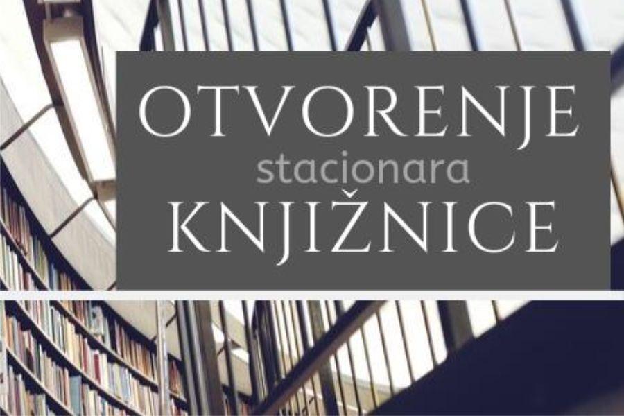 Otvorenje knjižnice u Semeljcima
