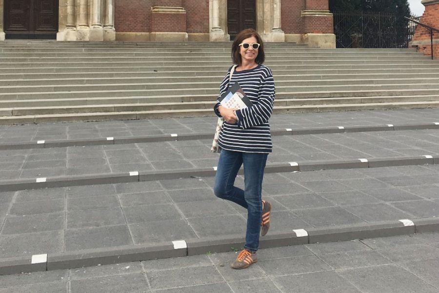 Francuska novinarka Duparc Hélène u posjetu gradu Đakovu