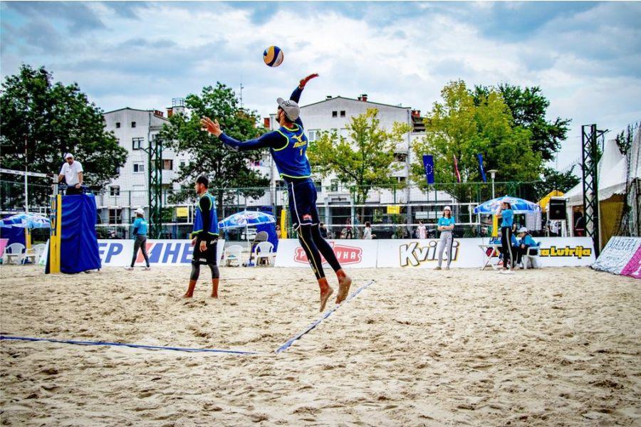 Kako je odbojka na pijesku ponovno postala sportski hit