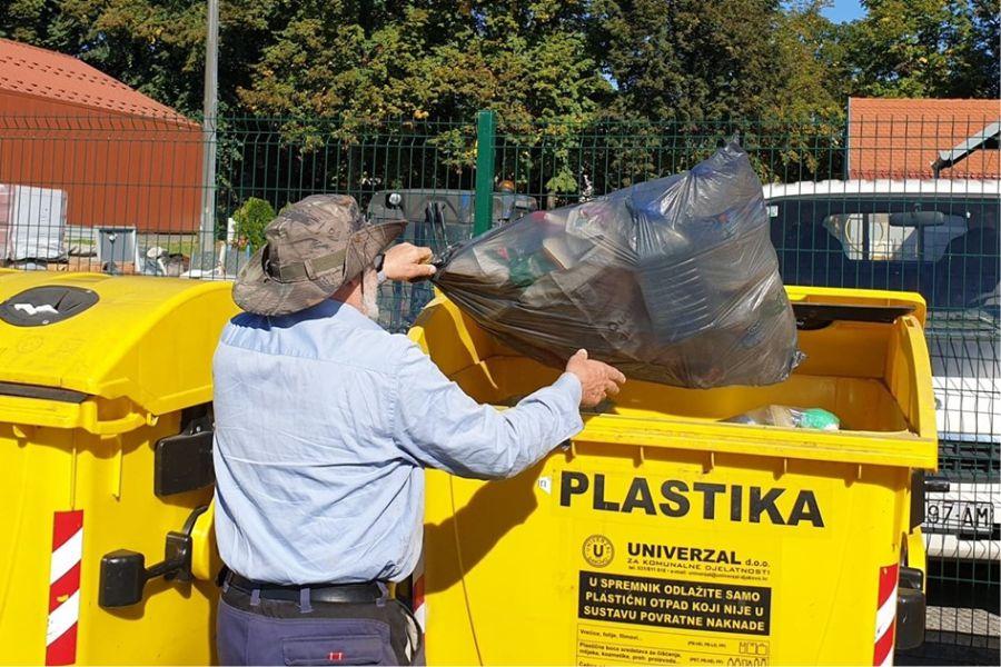 Reciklažnim dvorištem u Gajevoj porasla kvaliteta usluge